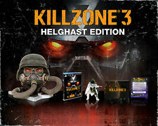 Brand New Sealed PS3 Killzone 3 Helghast Edition + 2 Free Games