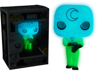RARE Moon Knight GLOW GITD Funko Pop Vinyl LACC sticker NEW in Mint Box + P/P