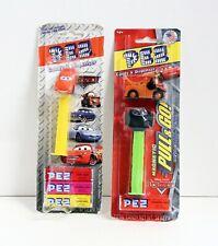 Pez Cars Lightning Mcqueen & Mater