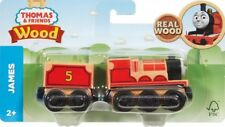 James-Thomas & Friends Motor de Tren de Madera Nuevo 2018