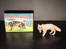 Wolf -   Marx Animal Kingdom with Original Box (1962)