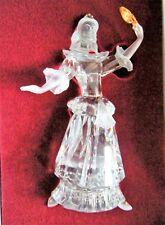 "Swarovski Crystal 2000 Columbine Figurine ""Masquerade"" Trilogy Series"