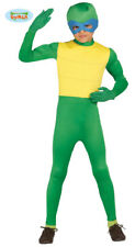 GUIRCA Costume vestito tartarughe ninja Leonardo carnevale bambino mod. 8564_