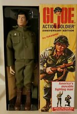 GI JOE 40TH ANNIVERSARY ACTION SOLDIER WITH BLACK HAIR