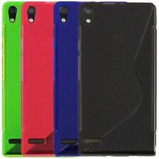 Carcasas Para Huawei Ascend P de silicona/goma para teléfonos móviles y PDAs