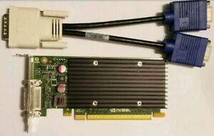 Dell Optiplex 740 755 760 780 790 960 990 Full & Slim VGA Video Card