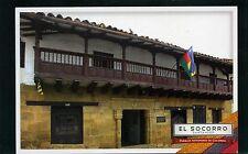 postal-'EL SOCORRO>SANTANDER>'PUEBLOS PATRIMONIO DE COLOMBIA''2016