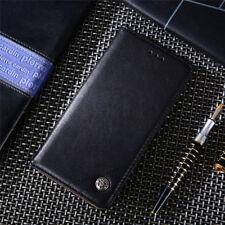 For LG Velvet 5G Luxury Business Leather Wallet Flip Phone Cover Kickstand Case