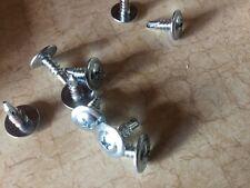 (750 pcs) 8x3/4 Self Tap Drill screws Mod Phillips Truss  Head Zinc lath screws