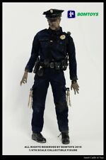 1/6 Bom Toys Action Figure - Officer Zombie BT003 Zombie Police Undead Man