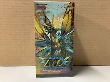 Cardfight Vanguard VGE-G-EB02 The Awakening Zoo Booster Box SEALED NEW ENG