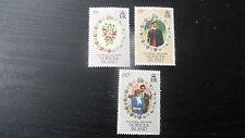 NORFOLK ISLAND 1981 SG 262-264 ROYAL WEDDING   MNH