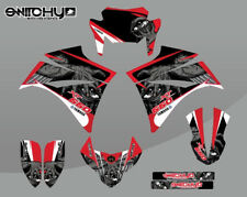 KIT ADESIVI GRAFICHE MONSTA RED YAMAHA XT 660 R dal 2004 al 2018 DECALS DEKOR