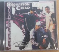 Reggaeton del Cielo -  VIP Sacraman - CD musica cristiana - reggaeton