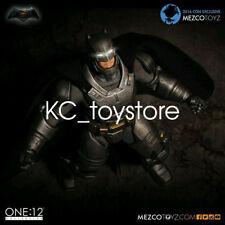 MEZCO ONE:12 COLLECTIVE Dawn of Justice: Armored Batman 6 inch figure Oversea 09