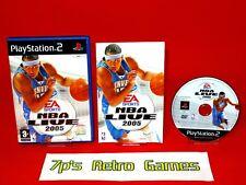 NBA Live 2005 PlayStation 2 PS2 ea Basket