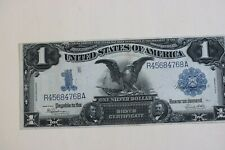 1899 Black Eagle Silver Certificate Exceptional Paper Quality