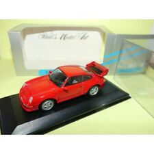 PORSCHE 911 COUPE GT2 993 1995 Rouge MINICHAMPS 1:43