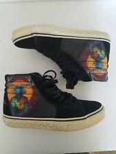 RARE VANS x MASTODON SK8-Hi Vintage Shoes Sz 8 Men's - 9.5 Women's