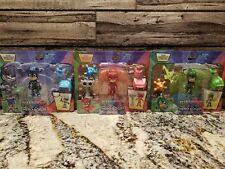 PJ Masks Hero Boost Figure Set - Gekko / Catboy / Owlette NEW