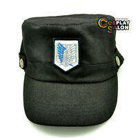 Attack Attack on Titan Scouting Legion New Gifts Anime Cosplay Cap Accessories