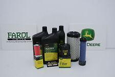Véritable john deere diesel gator home service filtre kit LG243 X495 X595 hpx