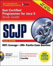 SCJP Sun Certified Programmer for Java 5 Study Guide (Exam 310-055) (Certificat