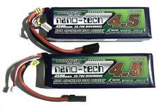 Turnigy 4500mAh 3s 70c LiPo Batteries x2 for Traxxas UDR Unlimited Desert Racer
