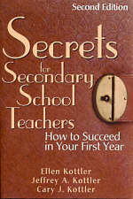 USED (GD) Secrets for Secondary School Teachers: How to Succeed in Your First Ye