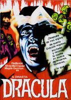 '50s Pop Singer FABIAN in *DYNASTY OF DRACULA* (1980) DVD w/English sub NTSC NEW