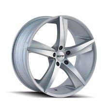 Touren TR72 Gloss Silver/Machined Face 17X7.5 5-112 40mm 72.62mm 3272-7745S