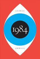 1984, Hardcover by Orwell, George, Brand New, Free shipping in the US
