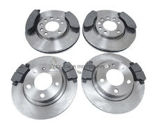 VAUXHALL CORSA D 2006-2014 1.7 CDTi + SRi SXi FRONT & REAR BRAKE DISCS AND PADS