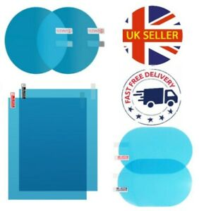 Car  Rainproof Side Mirror Sticker Film Anti-Fog Hydrophobic Protective Rearview