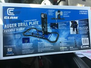 CLAM AUGER DRILL PLATE CONVERSION KIT MPN: 9935