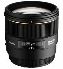 Sigma EX 85 mm F/1.4 DG HSM f. Nikon NEU
