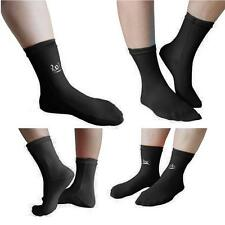 Black Neoprene Diving Scuba Surfing Swimming Socks Water Snorkeling Sports Boots