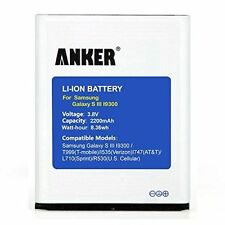 Anker Batteries for Samsung Galaxy S III