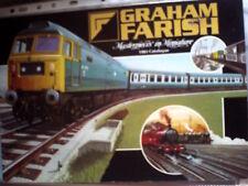 Catalogo Graham Farish 1981 - ENG