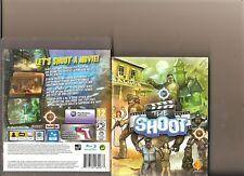 Le riprese PLAYSTATION 3 gioco di spostamento PS3