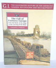 BOOK Fall of Fortress Europe from the Bulge to Rhine-GI Series # 18 op 1999