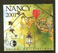 BLOC CNEP N° 33 ** SALON PRINTEMPS NANCY 2001