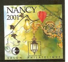 BLOC CNEP N° 33 ** SALON PRINTEMPS NANCY 2001