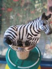 Zebra Wine Stopper