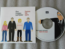 CD-THE MAGIC SAMPLER-HYMN FOR RPN-HERMAN DUNE-LITTLE WOUND(CD SINGLE)2005-4TRACK