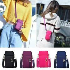 Women Sports Bag Messenger Bag Phone Bag Hanging Neck Wallet A4R5