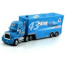 Disney Pixar Cars The King #43 Super Liner Truck 1:55 Diecast Toy Loose Gifts