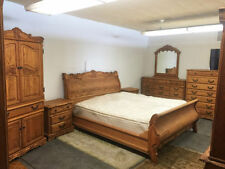 Oak Bedroom Furniture Sets With More Than 6 Pieces