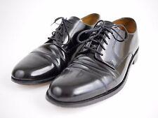 COLE HAAN Black Patent Leather Cap Toe Oxford Dress Shoes - Laced - MEN'S 9.5