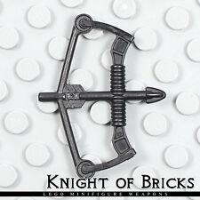 LEGO Minifigure BLACK Super Heroes Weapon Compound Bow Arrow Hawkeye